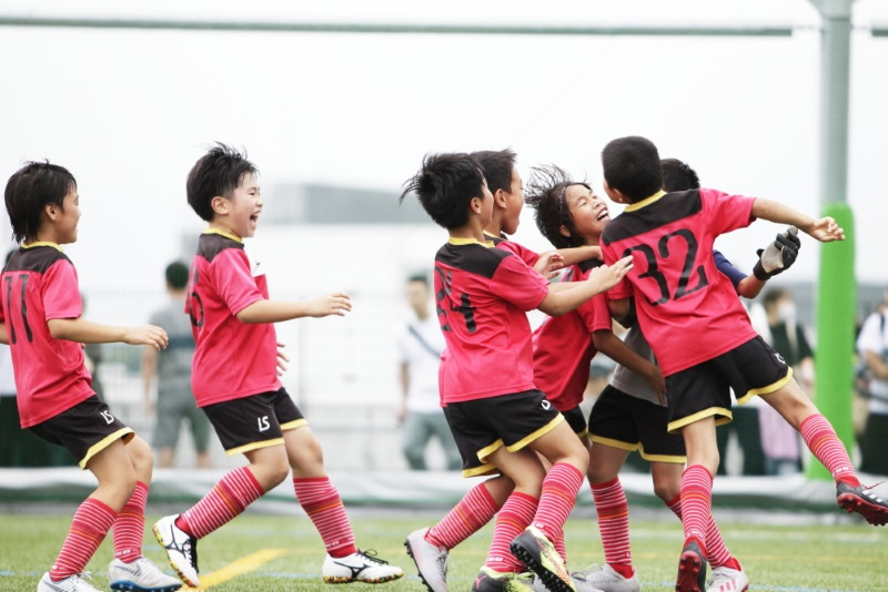 Galaxy Entertainment Junior Soccer Cup